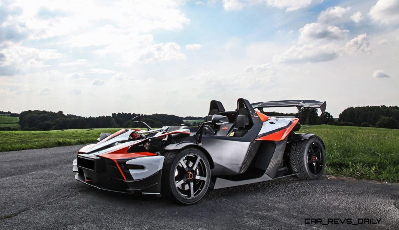 4.0s 2015 KTM X-Bow R Limited Edition by WIMMER RST 1