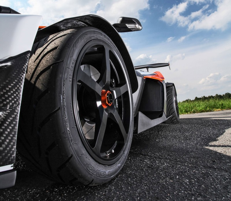 4.0s 2015 KTM X-Bow R Limited Edition by WIMMER RST 10