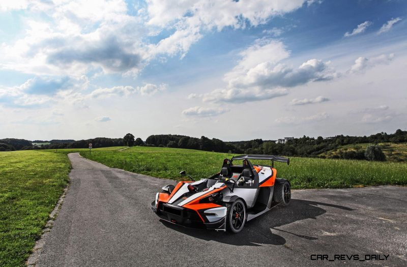4.0s 2015 KTM X-Bow R Limited Edition by WIMMER RST 11