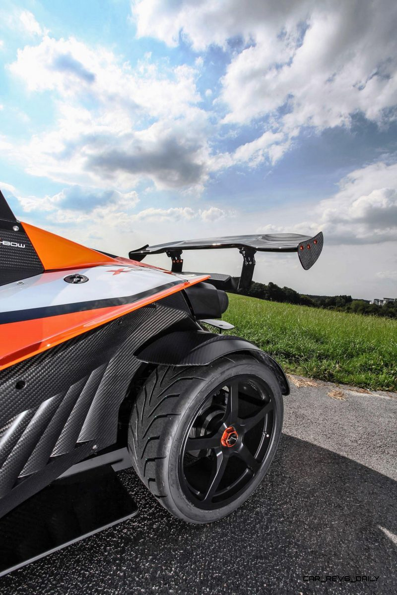 4.0s 2015 KTM X-Bow R Limited Edition by WIMMER RST 12