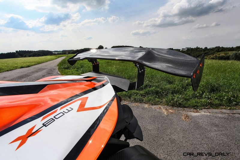 4.0s 2015 KTM X-Bow R Limited Edition by WIMMER RST 13