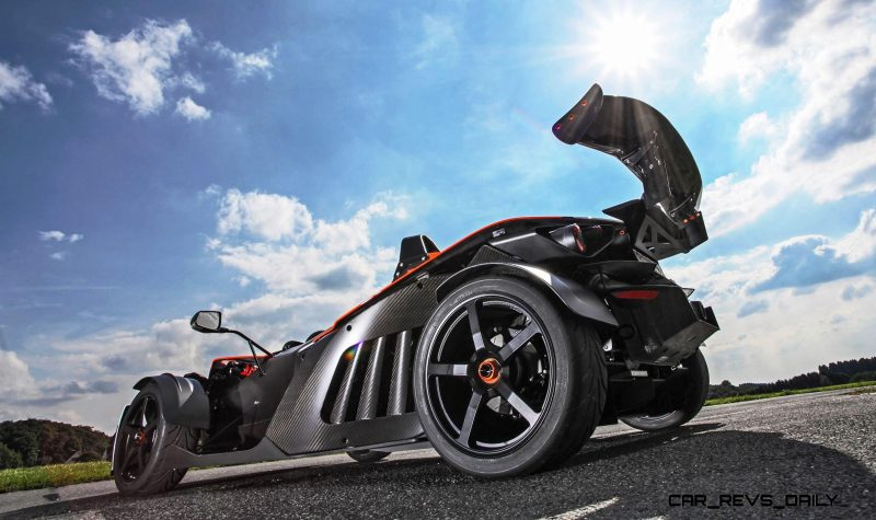 4.0s 2015 KTM X-Bow R Limited Edition by WIMMER RST 14