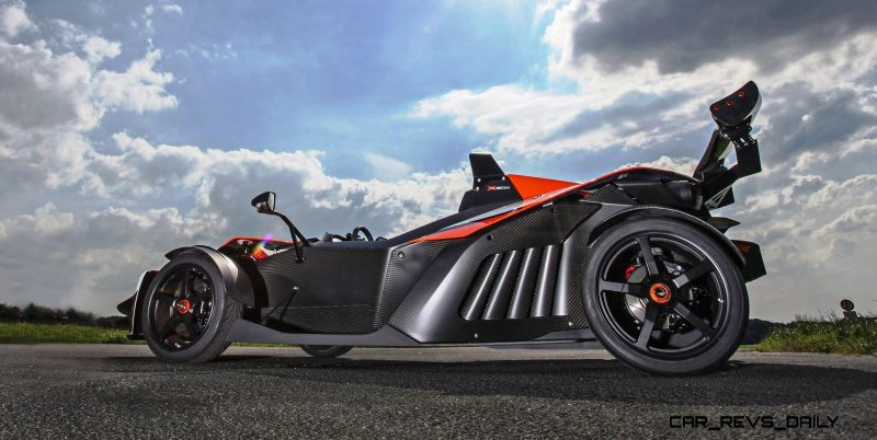 4.0s 2015 KTM X-Bow R Limited Edition by WIMMER RST 2