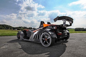 4.0s 2015 KTM X-Bow R Limited Edition by WIMMER RST