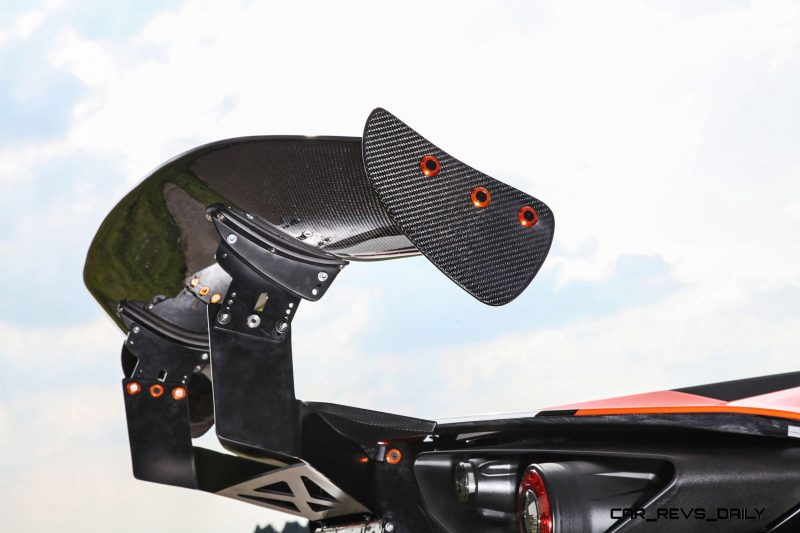 4.0s 2015 KTM X-Bow R Limited Edition by WIMMER RST 6