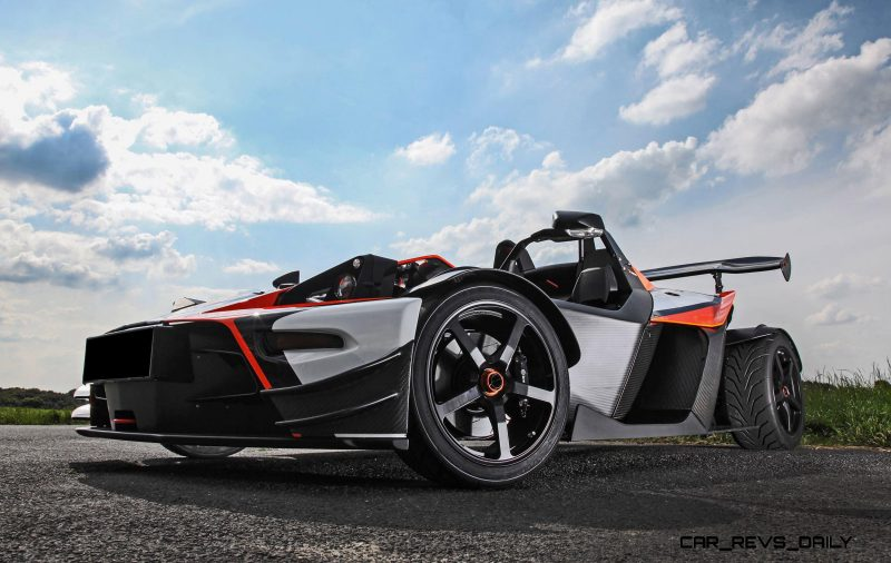 4.0s 2015 KTM X-Bow R Limited Edition by WIMMER RST 7