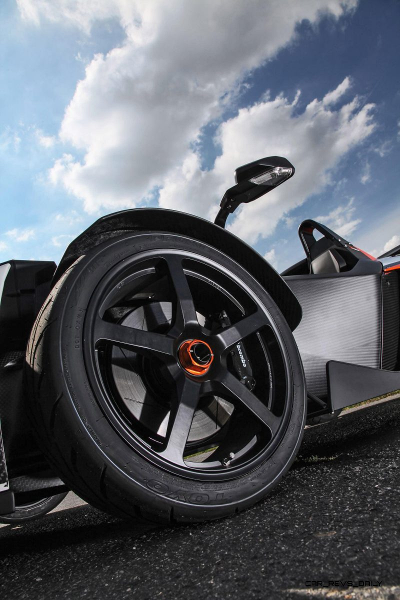 4.0s 2015 KTM X-Bow R Limited Edition by WIMMER RST 9