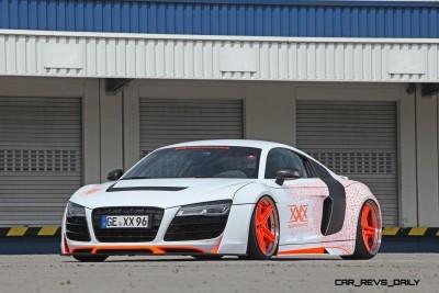 Audi R8 Schmidt Felgen3