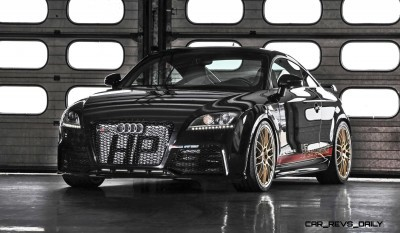 Audi TTRS Black Hawk by HPerformance.de 1