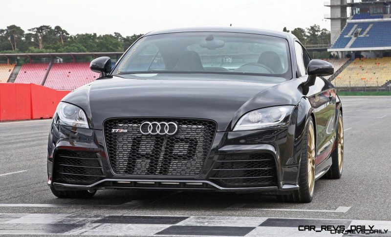 Audi TTRS Black Hawk by HPerformance