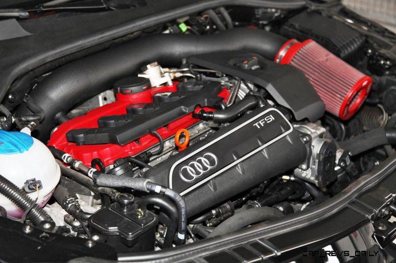 Audi TTRS Black Hawk by HPerformance