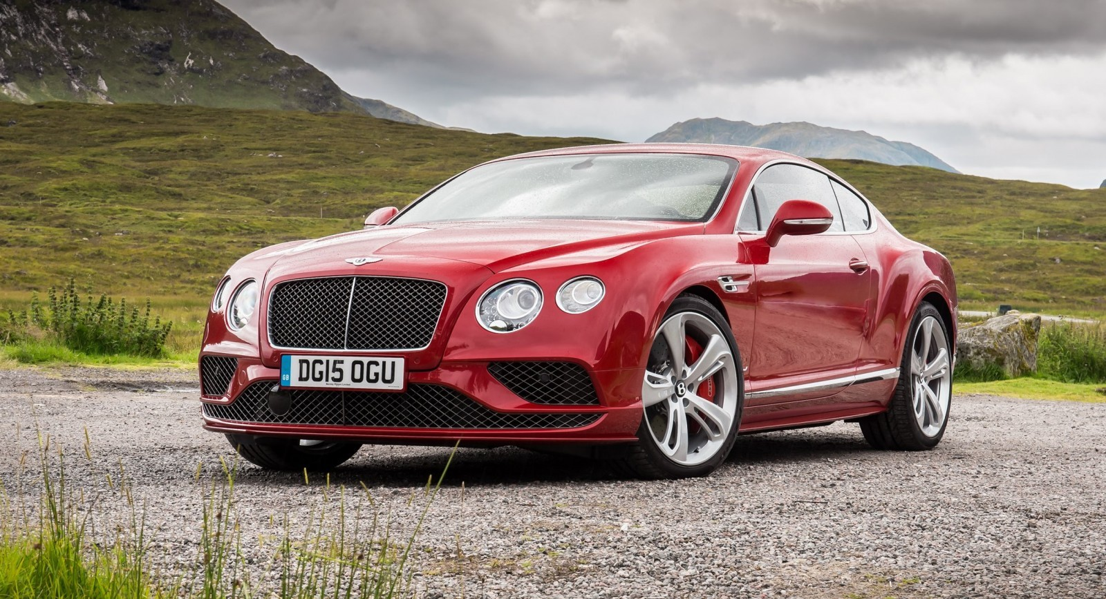 2016 Bentley Continental GT SPEED Proves Its 206MPH Vmax