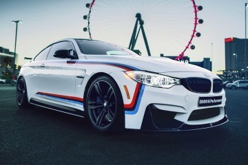 BMW M4 Performance Parts 1
