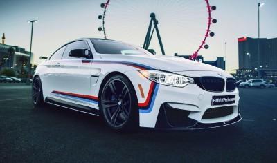 BMW M4 Performance Parts 1