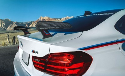 BMW M4 Performance Parts 2