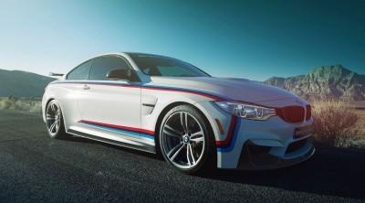 BMW M4 Performance Parts 4