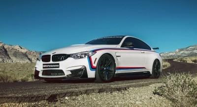 BMW M4 Performance Parts 5