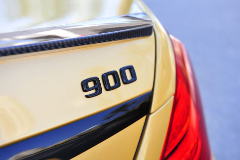 BRABUS Rocket 900 Desert Gold Edition 28