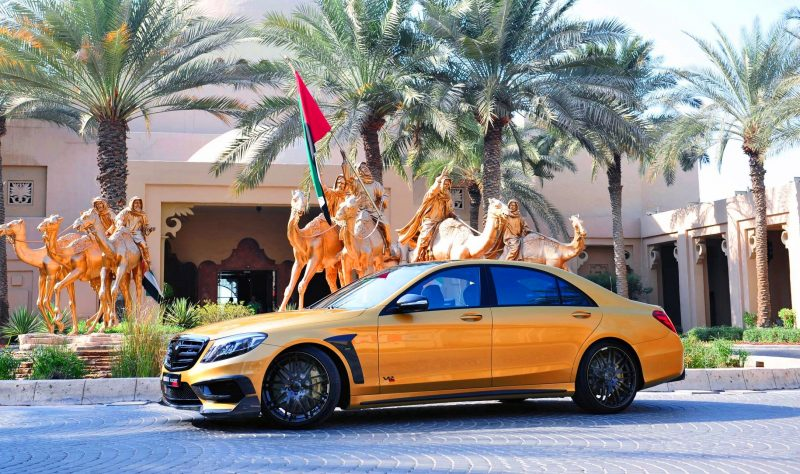 BRABUS Rocket 900 Desert Gold Edition 5