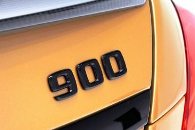 BRABUS Rocket 900 Desert Gold Edition 6