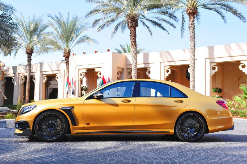 BRABUS Rocket 900 Desert Gold Edition 6