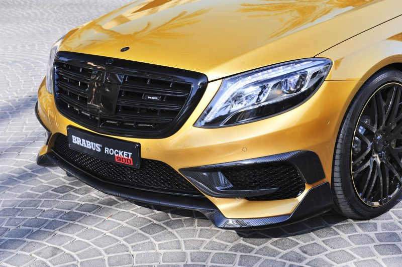 BRABUS Rocket 900 Desert Gold Edition 8