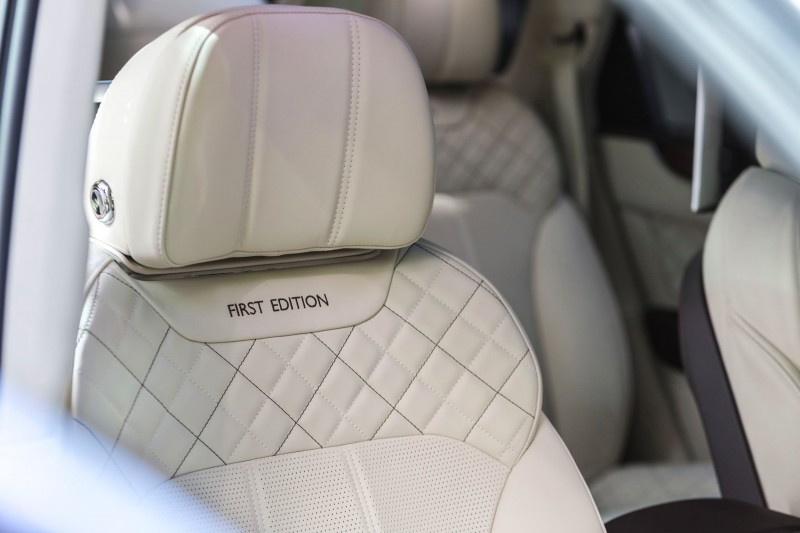 Bentley debuts Bentayga First Edition(3)