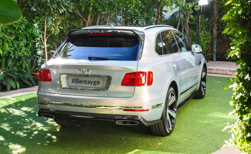 Bentley debuts Bentayga First Edition(8)