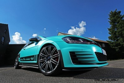 CAM SHAFT _ PP-Performance NRW VW Golf GTI MK7 1