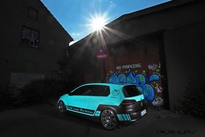CAM SHAFT _ PP-Performance NRW VW Golf GTI MK7 10
