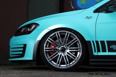 CAM SHAFT _ PP-Performance NRW VW Golf GTI MK7 12