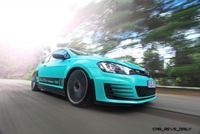 CAM SHAFT _ PP-Performance NRW VW Golf GTI MK7 16