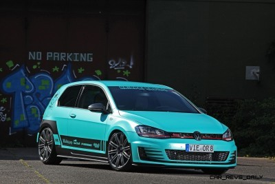 CAM SHAFT _ PP-Performance NRW VW Golf GTI MK7 2