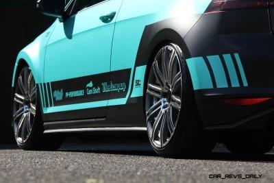 CAM SHAFT _ PP-Performance NRW VW Golf GTI MK7 5