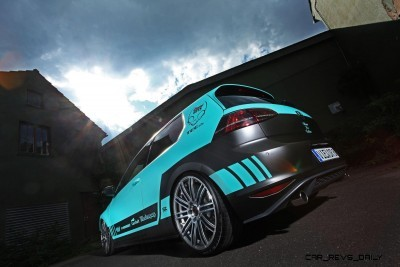 CAM SHAFT _ PP-Performance NRW VW Golf GTI MK7 8
