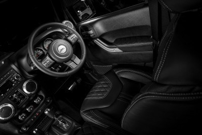 Image Shows: Chelsea Truck Co Jeep built to CJ300 spec by Kahn Design ©KahnDesign All rights reserved. This image may not be used, reproduced or transmitted without first obtaining a copyright licence. Please contact Graham.Taylor@kahndesign.com for more details.