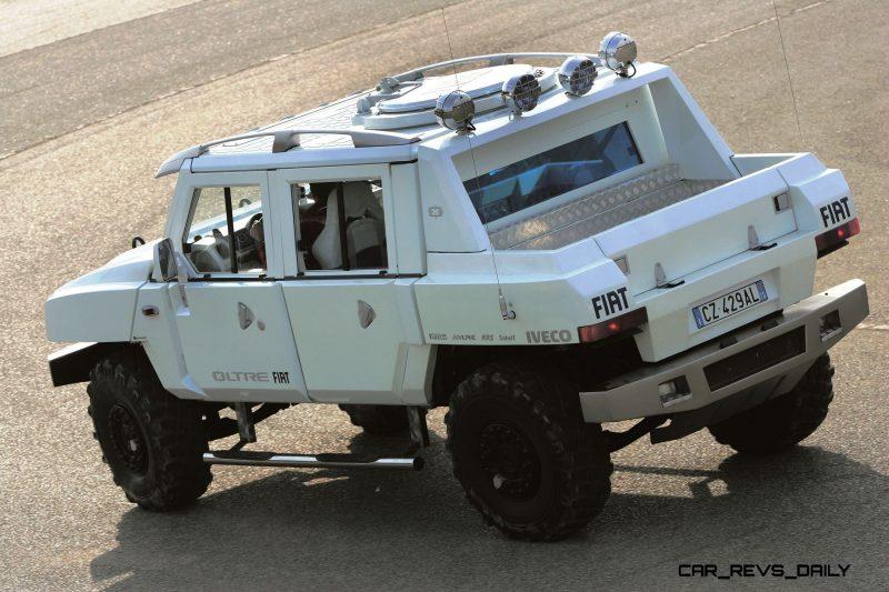 Concept Flashback - 2005 Fiat OLTRE 1