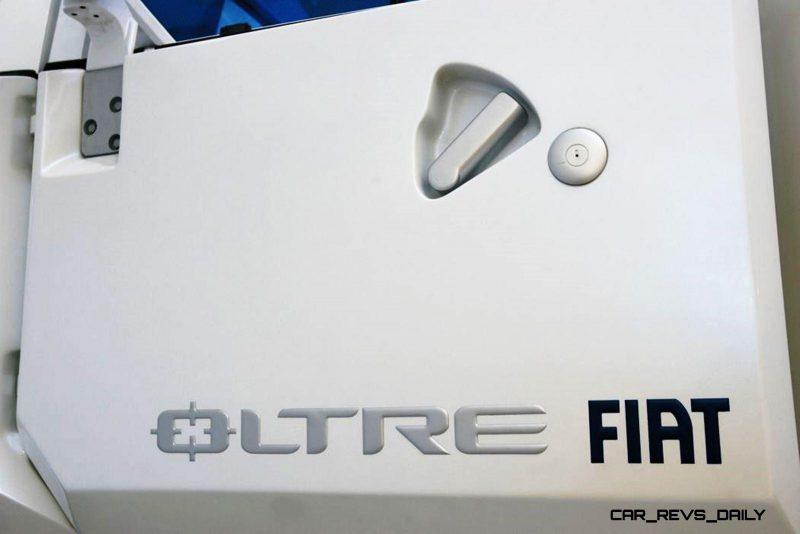 Concept Flashback - 2005 Fiat OLTRE 11