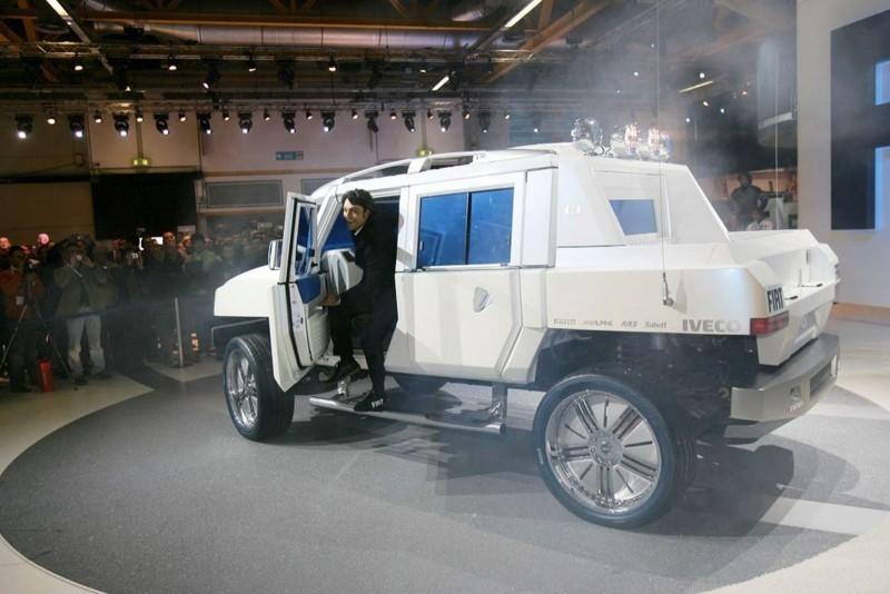 Concept Flashback - 2005 Fiat OLTRE 12