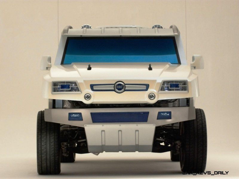 Concept Flashback - 2005 Fiat OLTRE 16