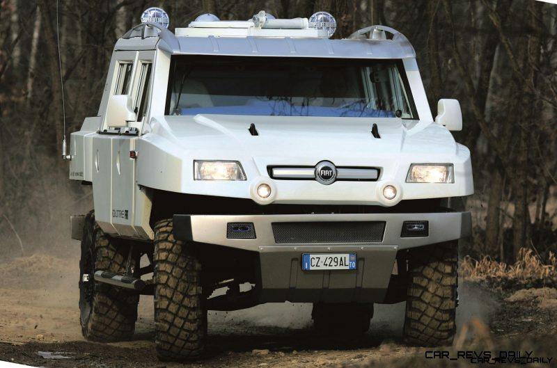 Concept Flashback - 2005 Fiat OLTRE 3