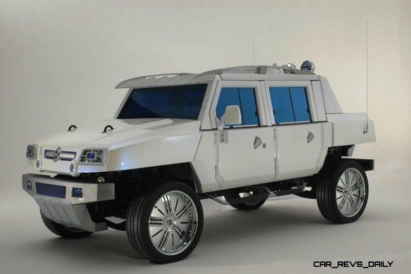 Concept Flashback - 2005 Fiat OLTRE 5