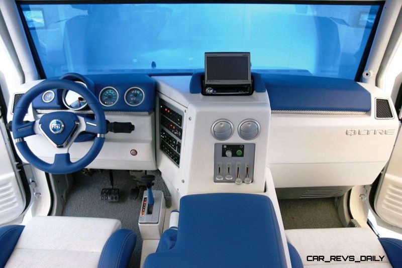 Concept Flashback - 2005 Fiat OLTRE 7
