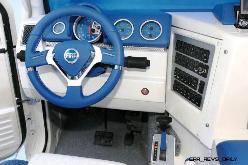 Concept Flashback - 2005 Fiat OLTRE 8
