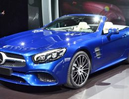 2017 Mercedes-Benz SL – 4.0s SL65 Leads Butterface Sisterhood