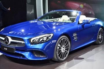 2017 Mercedes-Benz SL - 4.0s SL65 Leads Butterface Sisterhood