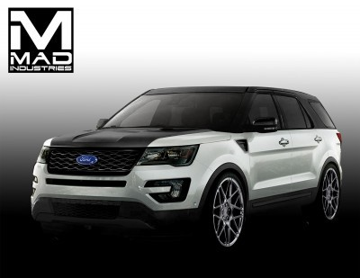 MAD Industries Ford Explorer Sport