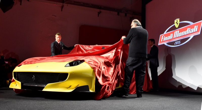 Ferrari Finali Mondiali at Mugello - World Debut of F12TdF Special, 488 GT3 + FXX K Sightings 25