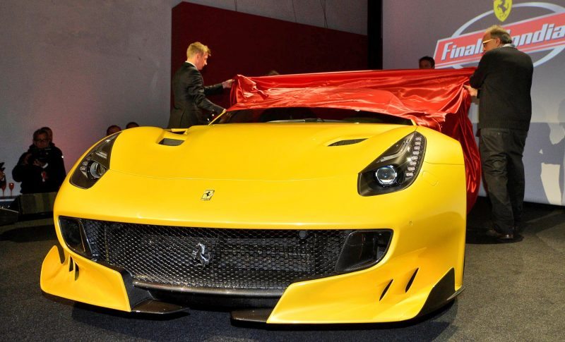 Ferrari Finali Mondiali at Mugello - World Debut of F12TdF Special, 488 GT3 + FXX K Sightings 29