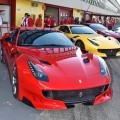 Ferrari Finali Mondiali at Mugello - World Debut of F12TdF Special, 488 GT3 + FXX K Sightings 30
